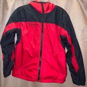 Reversible Winter Columbia Jacket/Coat Size 14/16